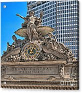 Glory Of Commerce Acrylic Print