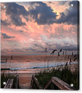Glory Of Dawn Acrylic Print