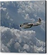 Gloster Meteor  Acrylic Print