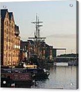Gloucester Docks 1 Acrylic Print