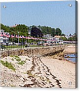 Gloucester In July Acrylic Print
