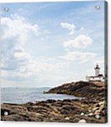 Gloucester Lighthouse Acrylic Print
