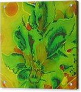 Glowing Kanas Acrylic Print