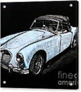 MGA Acrylic Print