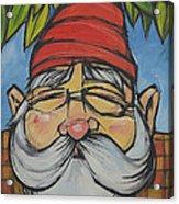 Gnome 5 Acrylic Print
