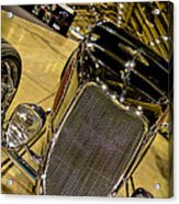 Gnrs Coupe Acrylic Print