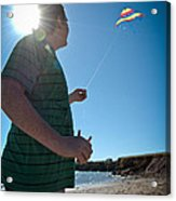 Go Fly A Kite Acrylic Print