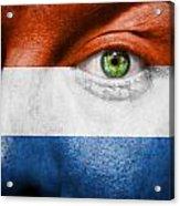 Go Holland Acrylic Print