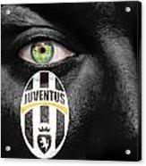 Go Juventus Acrylic Print