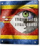 Go Swaziland Acrylic Print