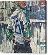 Goalkeeper Acrylic Print