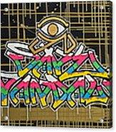 God Save Vandals Acrylic Print