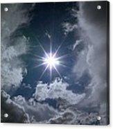God External Acrylic Print