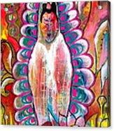 Goddess Of Compassion Acrylic Print