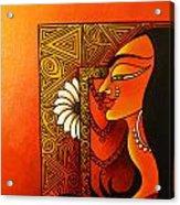 Goddess Of Creation Acrylic Print