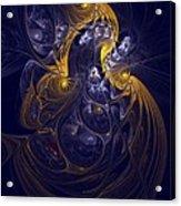 Goddess Of Healing Energy Acrylic Print