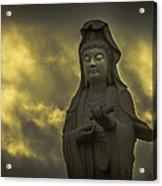 Goddess Of Mercy Acrylic Print