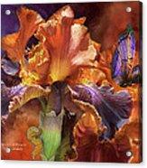 Goddess Of Miracles Acrylic Print