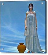 Goddess... Acrylic Print