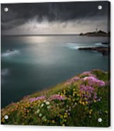 Godrevy Point... Acrylic Print