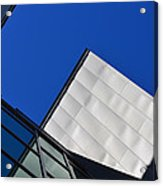 God's Light - Architectural Photography By Sharon Cummings  Acrylic Print