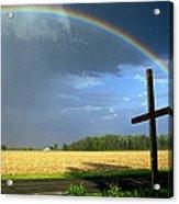 God's Promise Acrylic Print