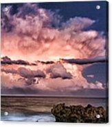 Gods Rage 2 Acrylic Print