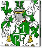 Gogarty Coat Of Arms Irish Acrylic Print