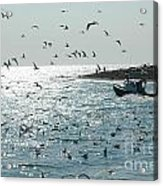 Going Fishing Acrylic Print