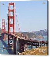 Golden Gate 8055 Acrylic Print