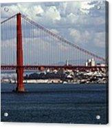 Golden Gate Bridge Acrylic Print
