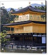 Golden Pavilion Kyoto Acrylic Print