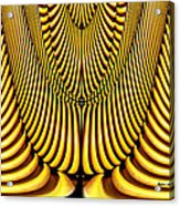 Golden Slings Acrylic Print