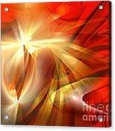 Golden Tulip - Marucii Acrylic Print