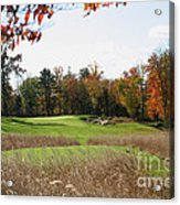 Golf Anyone? Acrylic Print