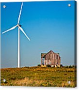 Gone With The Wind 2 Acrylic Print