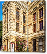 Gonzales County Old Jail Museum - Gonzales Texas Acrylic Print
