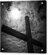 Good Friday Acrylic Print by Caitlyn  Grasso