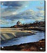 Good Harbor Beach Gloucester Acrylic Print