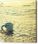 Good Morning Beach Bum Acrylic Print