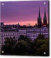Good Morning Berlin Acrylic Print