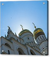 Good Morning History - Featured 2 Acrylic Print