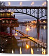 Good Morning Knoxville Acrylic Print