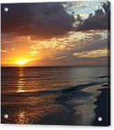 Good Night Sanibel Island Acrylic Print
