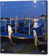 Good Night Venice Acrylic Print