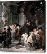 Goodall, Frederick 1822-1904. The Acrylic Print