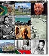 Goodbye Madiba Acrylic Print