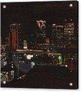 Goodnight Birmingham Acrylic Print