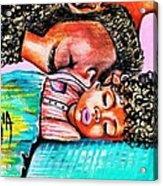 Goodnight Kiss Acrylic Print