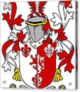 Goodwin Coat Of Arms Irish Acrylic Print